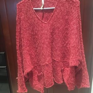 Childress Hand Loomed Knitwear Sweater
